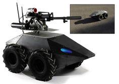 Mega Hurtz Tactical Robot - www.inspectorbots.com