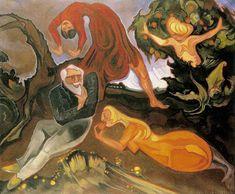Kuszenie św. Antoniego Surrealism, Mystery, Weird, Picasso, Mysterious, Painting, Art, Art Background, Painting Art