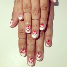 thisisvenice:  Estelle, YOU GOT PIMPED!! #thisisvenice #nailart #paris  (à This Is Venice - Salon)