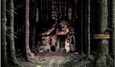 Trilhas de Luz: Jacaurélio e a Lenda da Casa Feita de Doces