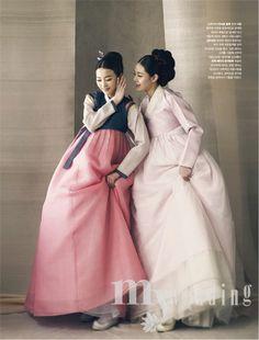 <마이웨딩>은 매달 웨딩드레스, 한복, 뷰티, 주얼리&워치, 혼수, 허니문, 웨딩 인포메이션, 리빙, 패션 등 예비신부들의 요구에 맞춘 웨딩 전반에 관련된 내용으로 구성된 잡지입니다.