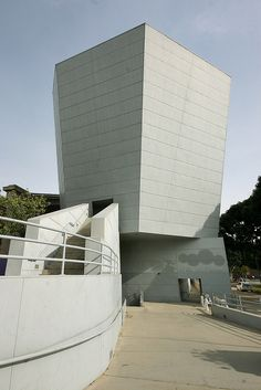 Sketch Foundation Gallery - Air and Space Exhibits, Los Angeles  Frank Gehry, 1984