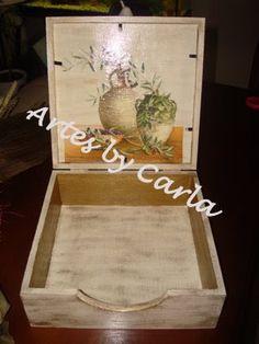 Napkins Box