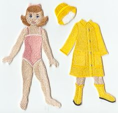 Embroidery Library Projects - Machine Embroidery Designs Paperdolls