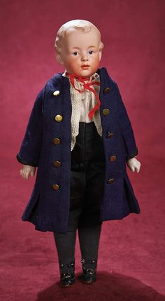 View Catalog Item - Theriault's Antique Doll Auctions--by Gebruder Heubach