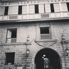 Old Spanish House Fort Santiago, Intramuros, Philippines Culture, Filipino Culture, Filipiniana, Mindanao, Spanish House, Old Buildings, Historical Pictures
