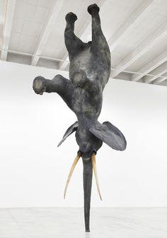 elefante arte contemporáneo elephant art wtf by miraquechulo