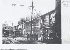 Bacca Shop, towards Church St