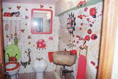 casa de banho joaninhas