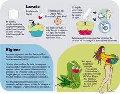 Toallitas Femeninas Ecológicas Saludables de Tela