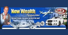 New Wealth & Freedom Lifestyle System—Daven Michaels: Discover the formula to achieve greater success in business & create the lifestyle you desire.