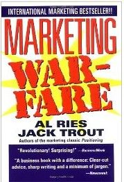 This book defines the strategies, plans, and campaigns of today's marketing battlefield.  Cote	: 4-602 RIE