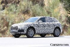 The first spy photos of the new 2018-2019 Audi Q5