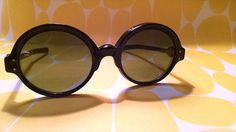 988fe319432 Vintage 60s Mod Sunglasses