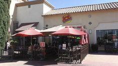 Restaurants in Los Angeles Universal Studios, Los Angeles Restaurants, Patio, Cool Stuff, Outdoor Decor, Home Decor, Usa, Filet Mignon, Fast Food Chains