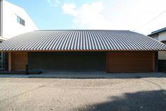 宝角建築アトリエ の KAWARA