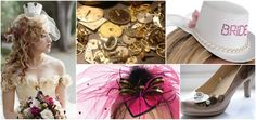 4 Essential Steampunk Bachelorette Party Elements! Steampunk fashion features many elements that make Steampunk Bachelorette Party cross-over easy and exciting all at once!