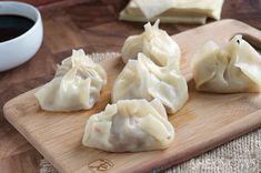 easy steamed dumplings - ChefMom