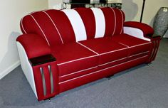Art Deco Style Lounge/Sofa/Settee and Chair Custom Designed website www.decofurniture... follow us on facebook www.facebook.com/....