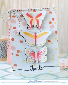 Butterfly-Thanks