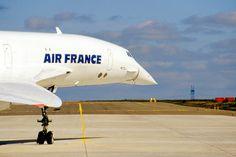 Concorde F-BVFB at CDG @ Paul Marais-Hayer