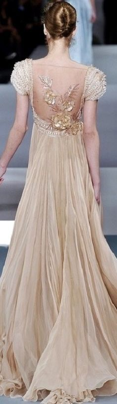 Elie Saab {details} ... or as I'm calling it; 'food for my inner Princess'