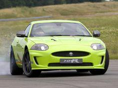 "Jaguar XKR Coupe ""Goodwood Special"" '2009"