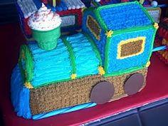 One Sweet Treat » Train Cake