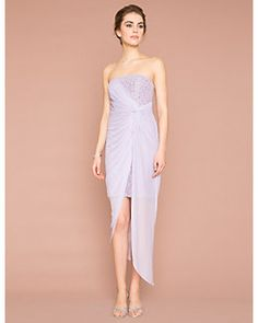Are You Ready for Prom? Stunning Dresses, Unique Dresses, Grad Dresses, Bridesmaid Dresses, Lilac Color, Colour, Classy Women, Classic Beauty, Formal Gowns