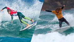 La surfista vizcaína fue 2ª y el guipuzcoano 3º. Poco faltó para que se llevaran el 28º Pantín Classic Galicia Pro,...