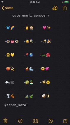 Bios Para Instagram, Emoji For Instagram, Instagram Captions For Friends, Instagram And Snapchat, Insta Instagram, Instagram Quotes, Noms Snapchat, Snapchat Emojis, Snapchat Names