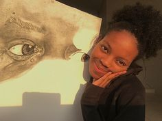 In progress 😎☀️ Black Girl Art, Black Girls, Art Girl, Sketch Pad, Art Sketches, Mona Lisa, Artwork, Work Of Art, Auguste Rodin Artwork