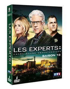 Les Experts - Saison 13 | SERIE TV | DVD - NEUF