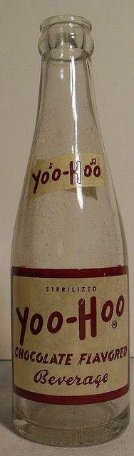 Yoo Hoo Vintage Chocolate Beverage
