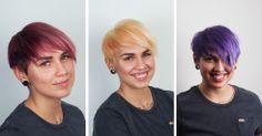Nata's hair step by step - Saara Sarvas | Lily.fi