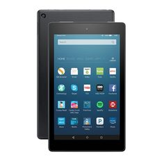 "All-New Fire HD 8 Tablet, 8"" HD Display, Wi-Fi, 32 GB - Includes Special Offers, Black"