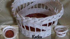 Moje tvorenie | Pletení z papíru