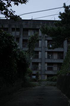 長崎県池島