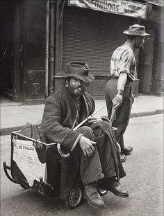 Robert Doisneau 1940/50s Paris