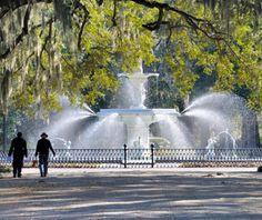 "America's techiest cities: Savannah  Savannah, GA    This southern city may be old school when it comes to the appealing antique shops, parks, and romantic vibes, but it also ranked in the top 10 for great wireless signals. If you want to make a connection within the ""other side"" in this famously haunted city, download the Wicked Walks Savannah app, which will lead you to the best ghost-chasing spots."