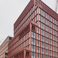 Duggan Morris . king's cross office building . london
