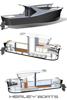Discover our boats. Herley Boats is a Tauranga - New Zealand based boat builder. Get in touch with us for more information. Surf Design, Yacht Design, Boat Design, Aluminum Fishing Boats, Aluminum Boat, Model Boat Plans, Boat Building Plans, Yatch Boat, Fishing Yachts