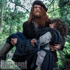 """1,938 Likes, 41 Comments - Italian Outlanders (@outlander_world) on Instagram: """"New #Outlander S3 still with #SamHeughan and #RomannBerrux as #JamieFraser and #Fergus . Via…"""""""