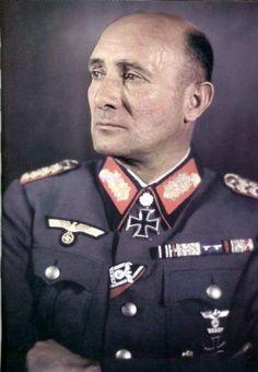 ■ GL Eduard Hauser (1895-1961) - RKE Kdr 13.Panzer Division