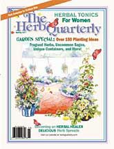 I would love a subscription to The Herb Quarterly but any herbalism books and magazines, used or new, would be appreciated.