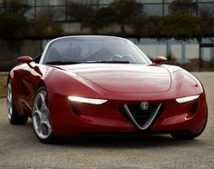 The car of the future.. Sweet alpha!! Wish we could easily get these awesome cars to the US...
