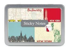 Cavallini Papers Sticky Notes, New York, Set of 5 Cavallini Papers & Co., Inc. http://www.amazon.com/dp/1619923440/ref=cm_sw_r_pi_dp_1a1wvb061A6Z0
