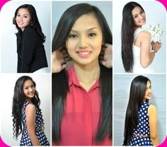 There's no excuse for a bad hair day! Whatever your hair color, length, cut or texture, we've got the perfect option for you. Soltera hair extensions are the best choice for you to have a long-gorgeous and totally stunning look. Soltera's hair extensions are made of 100% human hair which naturally blends with your own hair. Have them now and starts experimenting hair-coloring and styling without causing any damage to your own hair.  #beautifulhairday #hairsay #besthairever Headband Hair Extensions, Hair Coloring, Bad Hair Day, 100 Human Hair, Hair Piece, Bangs, Your Hair, Hair Accessories, Texture