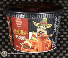 #3738: O'Taste Habanero Tteokbokki With Noodles - South Korea Tteokbokki, Vermicelli Noodles, South Korea, Korea