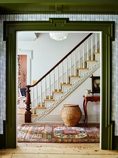 Our Pembridge light in 's century Connecticut farmhouse, as featured in the New York Times, April Photography By Tim Lenz Restored Farmhouse, Farmhouse Chic, England Houses, Sweet Home, Deco Boheme, Antique Interior, Open Floor, Interiores Design, Future House